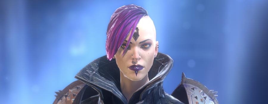 Whisper - Best looking Champion in Raid