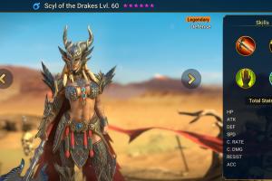 Scyl of the Drakes - New Champion 1.13.5