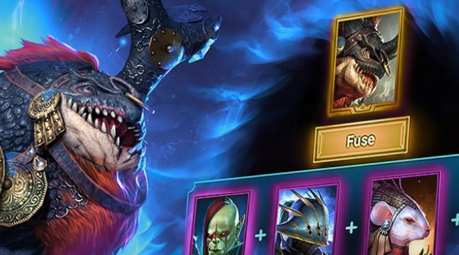 Raid Shadow Legends Patch 2.21 - 22 New Champions