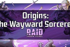 Raid Shadow Legends Lore - Kael, Athel, Elhain, Galek, Arbiter