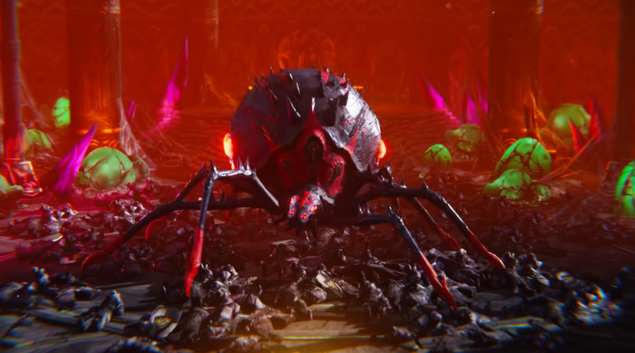 Agreth the Nether Spider Guide