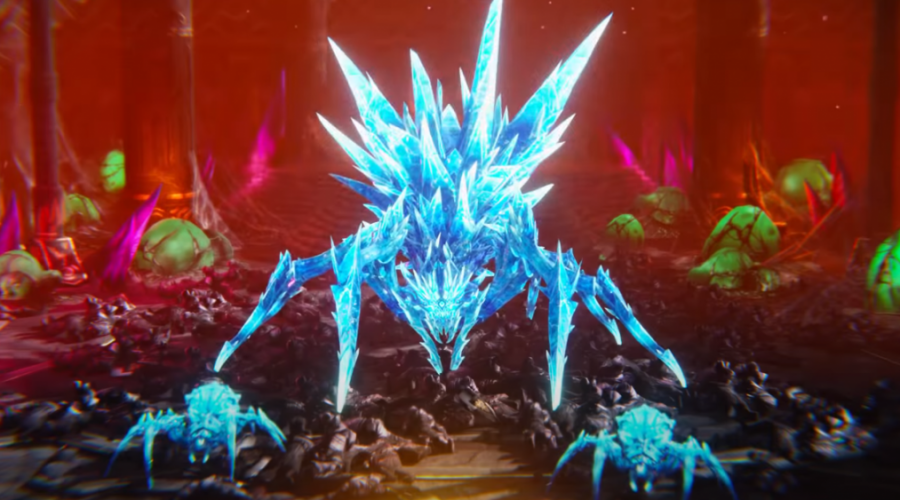 Sorath the Frost Spider Raid Guide