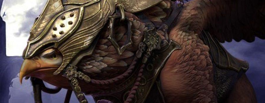 Grythion the Celestial Griffin - Raid - Inteleria